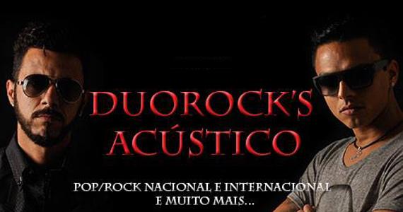 Duorock's embala a noite no Blues On The Rocks Piano Bar Eventos BaresSP 570x300 imagem