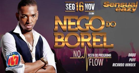 Sensual Eazy apresenta Nego do Borel cantando sucessos do funk na Eazy Eventos BaresSP 570x300 imagem