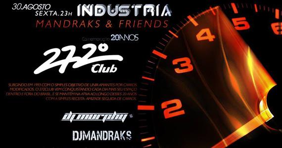 Eazy Club recebe DJ Mandraks e amigos para agitar a noite de sexta-feira Eventos BaresSP 570x300 imagem