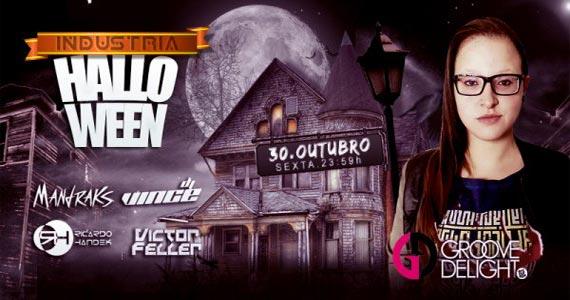 Eazy Club recebe a Festa Industria Halloween animando a sexta feira Eventos BaresSP 570x300 imagem