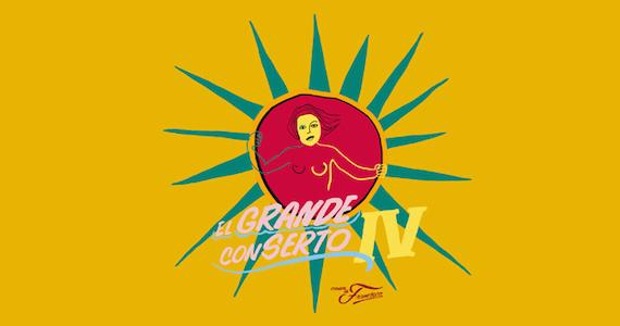 Auditório Ibirapuera recebe El Grande Concerto IV com shows grátis de Metá Metá, Pau Brasil, Siba e mais Eventos BaresSP 570x300 imagem