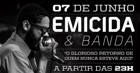 Rapper Emicida se apresenta no Da Leoni Bar e Danceteria neste sábado Eventos BaresSP 570x300 imagem