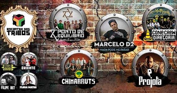 Encontro das Tribos com Marcelo D2 e outras atrações no Estância Alto da Serra Eventos BaresSP 570x300 imagem