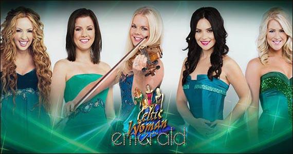 Celtic Woman the Emerald Tour Live In Concert no Espaço das Américas Eventos BaresSP 570x300 imagem
