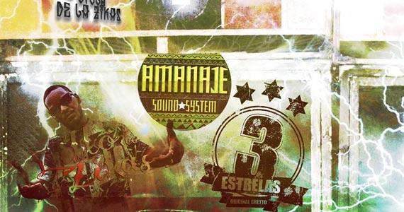 Espaço Zé Presidente tem noite com o melhor do reggae com Amanajé Sound System, 3 Estrelas Original Ghetto e Lillo de La Zikas Eventos BaresSP 570x300 imagem