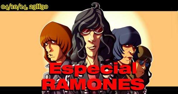 Especial Ramones na Pop & Wave acontece no Inferno Club da Augusta Eventos BaresSP 570x300 imagem