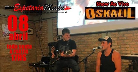 Espetaria Mada é palco do show da Banda Oskalil na sexta Eventos BaresSP 570x300 imagem