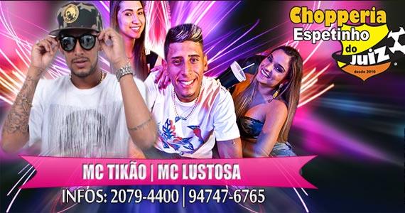 Espetinho do Juiz recebe MC Lustosa e Tikão agitando a quarta Eventos BaresSP 570x300 imagem