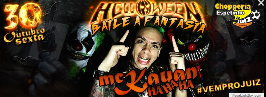 Espetinho do Juiz realiza Noite de Halloween com MC Kauan na sexta Eventos BaresSP 570x300 imagem