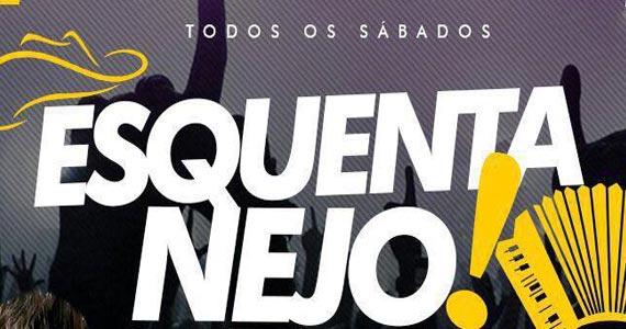 Esquenta Nejo acontece na Espetaria Mada com Diogo Silva no sábado Eventos BaresSP 570x300 imagem