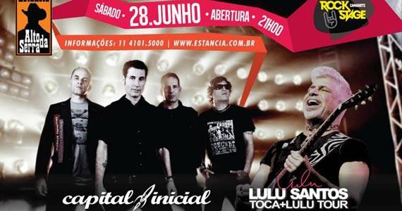Capital Inicial e Lulu Santos se apresentam no Estancia Alto da Serra Eventos BaresSP 570x300 imagem