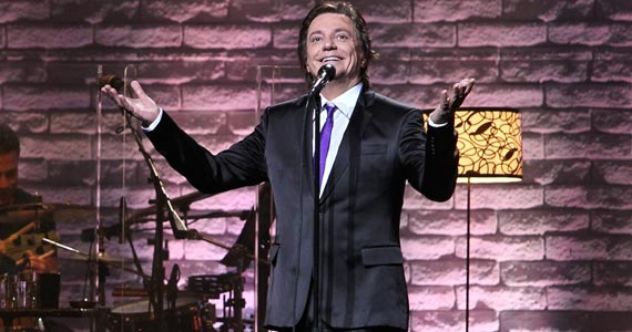 Fábio Jr. apresenta shows com sucessos de sua carreira no palco do Citibank Hall Eventos BaresSP 570x300 imagem