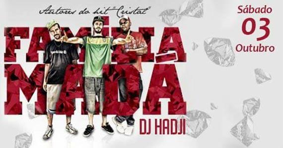 Família Madá toca sucessos da carreira no palco da Imperial Club no sábado Eventos BaresSP 570x300 imagem