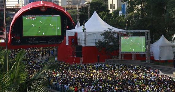 FIFA Fan Fest acontece no Vale do Anhangabaú com diversos shows Eventos BaresSP 570x300 imagem
