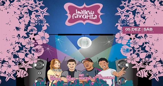 Baile da Favorita recebe Dj Léozinho e convidados animando o Café de La Musique Eventos BaresSP 570x300 imagem