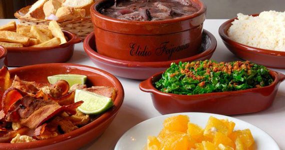 Quarta-feira é dia de feijoada individual no almoço do Elidio Bar Eventos BaresSP 570x300 imagem