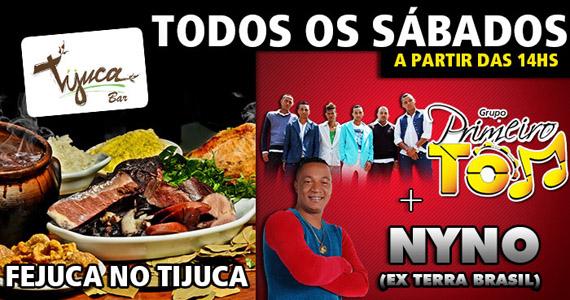 Sábado é dia de Feijoada e Pagode no Tijuca Bar Eventos BaresSP 570x300 imagem