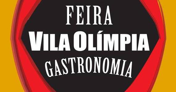 Feira Vila Olímpia Gastronomia