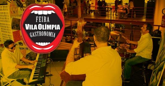Feira Vila Olímpia Gastronomia com muitas opções de Food Truck neste domingo Eventos BaresSP 570x300 imagem