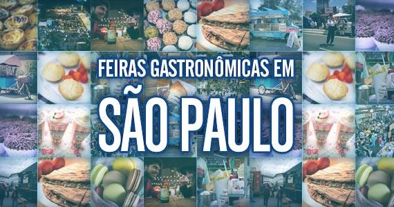 Feiras Gastronômicas em São Paulo