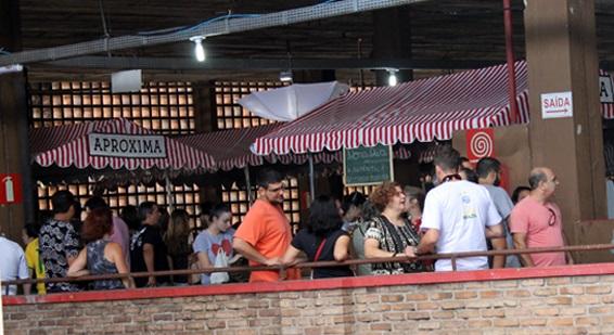 Feirinha Aproxima no Cenarium Gastronômico Eventos BaresSP 570x300 imagem