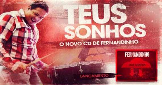 Credicard Hall recebe apresentação única do cantor Fernandinho em sua turnê Teus Sonhos Eventos BaresSP 570x300 imagem