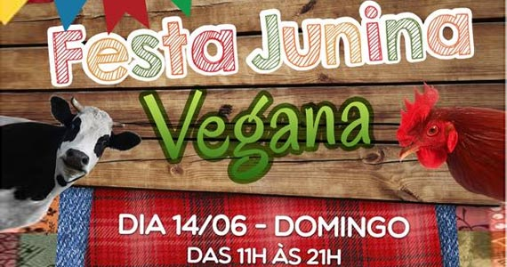 Festa Junina Vegana no Studio Verona Eventos BaresSP 570x300 imagem
