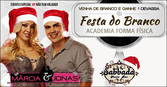 Nesta sexta-feira acontece a Festa do Branco com sertanejo no Sabbada - Rota do Sertanejo Eventos BaresSP 570x300 imagem