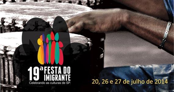 19º Festa do Imigrante terá oficinas de culinária e comidas típicas de 32 países Eventos BaresSP 570x300 imagem