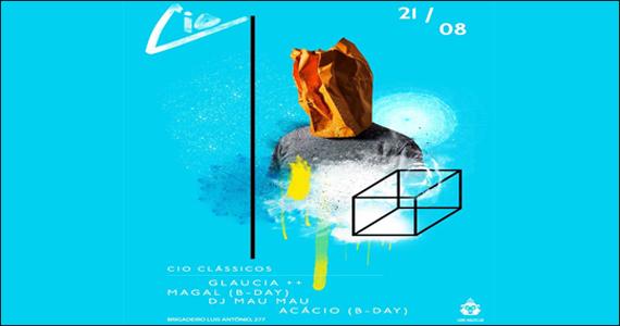 Lions Nightclub realiza a festa Cio Clássicos com convidados especiais Eventos BaresSP 570x300 imagem