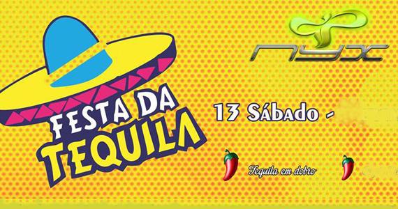 Club Nyx recebe a Festa da Tequila com Vodka e cerveja em dobro Eventos BaresSP 570x300 imagem