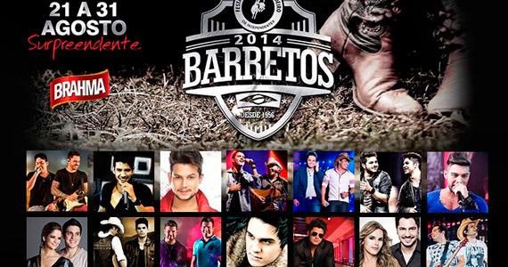 59ª Festa do Peão de Boiadeiro Barretos 2014 - O maior evento de rodeio da América Latina Eventos BaresSP 570x300 imagem