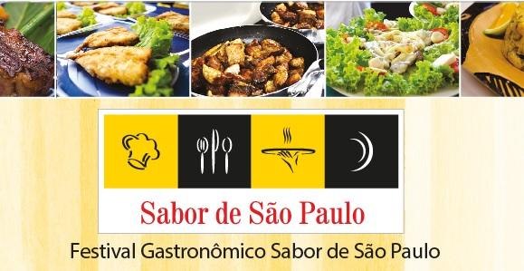 2ª edição do Festival Gastronômico Sabor de São Paulo no Parque Villa Lobos Eventos BaresSP 570x300 imagem