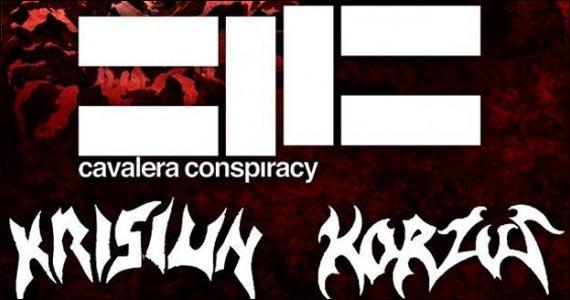 1º Metal Manifest com Cavalera Conspiracy, Korzus e krisiun no HSBC Eventos BaresSP 570x300 imagem