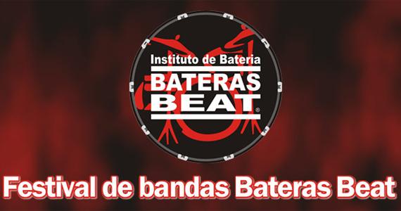 A Lanterna tem Festival de Bandas em parceria com o Instituto Bateras Beats Eventos BaresSP 570x300 imagem