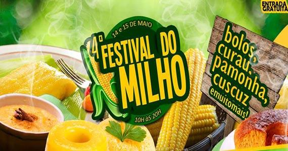 Festival do Milho Verde volta ao Memorial da América Latina com muitas delícias  Eventos BaresSP 570x300 imagem