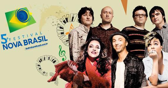 5ª Festival Nova Brasil FM com shows de Ana Carolina, Zeca Baleiro, Maria Gadú e Skank Eventos BaresSP 570x300 imagem