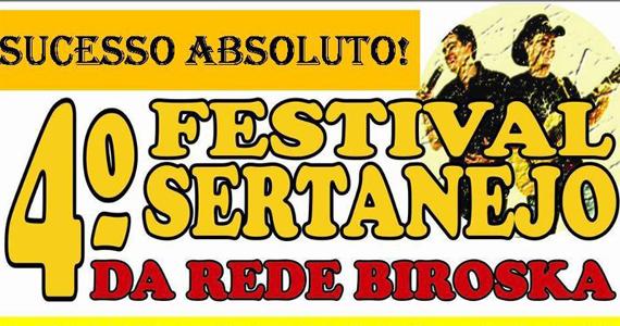 Biroska recebe a etapa final do 4º Festival Sertanejo no mês de agosto Eventos BaresSP 570x300 imagem