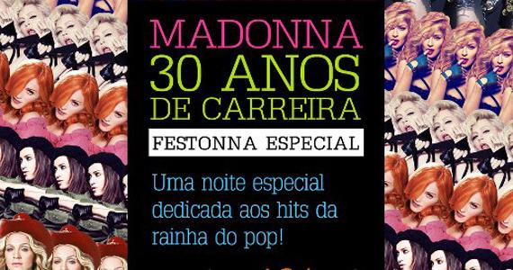 Homenagem a Madonna em festa do Lab Club nesta sexta-feira Eventos BaresSP 570x300 imagem