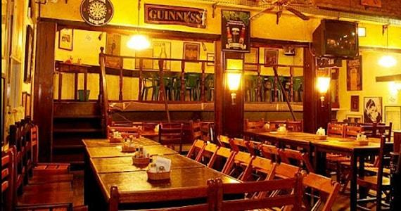 Bandas de rock comandam o sábado de St. Patrick's Day do Finnegan's Pub - St. Patrick Week Eventos BaresSP 570x300 imagem