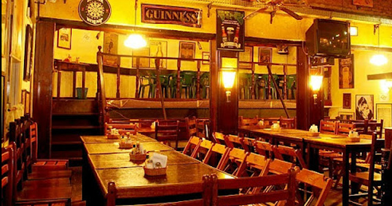 Finnegan's Pub oferece happy hour na segunda-feira com cervejas importadas Eventos BaresSP 570x300 imagem