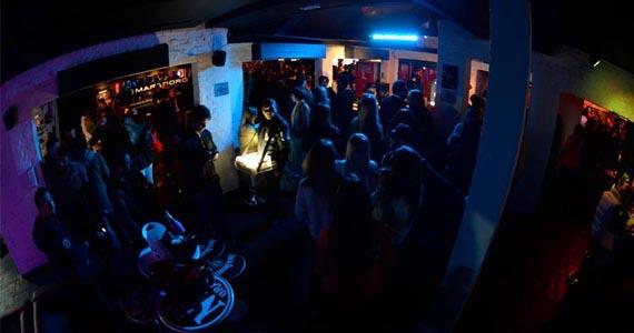 Festa T- Shirt Party Fusion apresenta DJs Carlo Dall e Andressa Fleming animando o Fire UP Devassa Eventos BaresSP 570x300 imagem