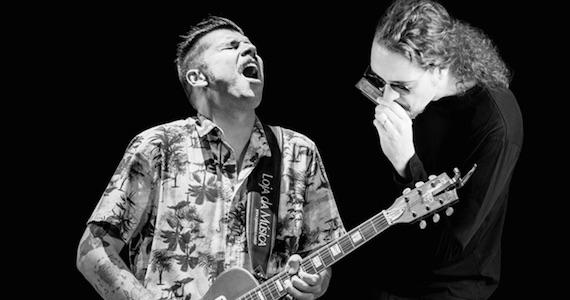 Flávio Guimarães e Netto Rockfeller apresentam show de blues no Sesc Santo Amaro Eventos BaresSP 570x300 imagem