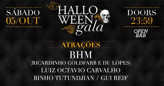Festa Halloween Gala acontece neste sábado na Casa Fasano Eventos BaresSP 570x300 imagem