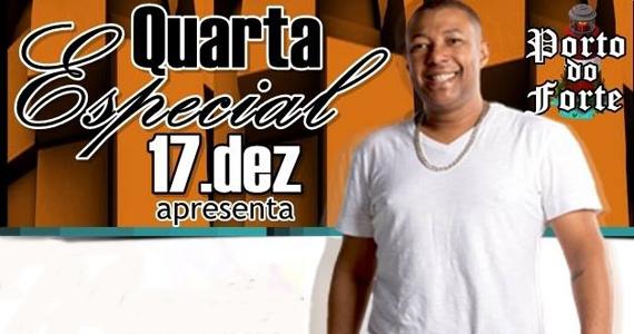 Porto do Forte recebe o cantor Marcio Art e convidados nesta quarta-feira Eventos BaresSP 570x300 imagem