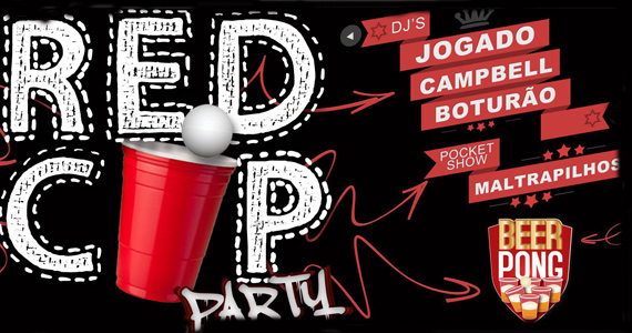 Clube 49 realiza a festa Red Cup Party Christmas Edition Open Bar