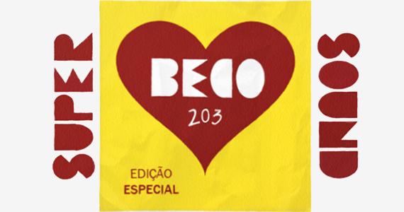 Supersound chega ao Beco 203 com o lema Groove de todos os tempos Eventos BaresSP 570x300 imagem
