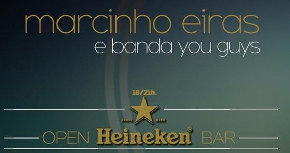 Marcinho Eiras & Banda You Guys se apresentam no Dezoito Bar & Movement Eventos BaresSP 570x300 imagem