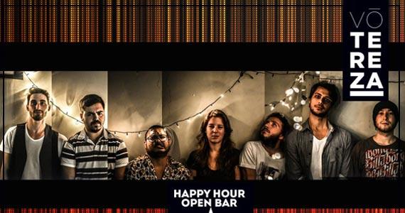 Banda Vó Tereza se apresenta no Dezoito Bar & Movement do Itaim Eventos BaresSP 570x300 imagem