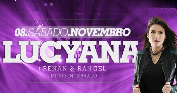 Shows de Lucyana e Renan & Rangel acontece na balada sertaneja Wood's Eventos BaresSP 570x300 imagem